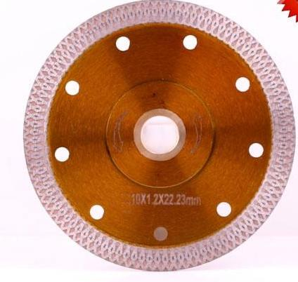 "4.5"" (115 mm)  Diamond circular saw blade for porcelain - Dashing Blade"
