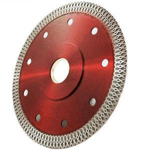 "4"", 4,5"", 5"" (105/115/125mm) Wave Style Diamond Saw Blade for Porcelain tile ceramic - Dashing Blade"
