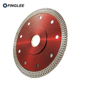 "4"", 4.5"", 5"" (105/115/125mm) Wave Style Diamond Saw Blade for Porcelain tile ceramic - Dashing Blade"