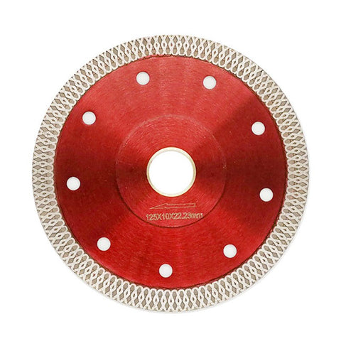 "Image of 4"" /  4.5"" /  5""  Diamond Blade for Porcelain and Ceramic Dry or Wet Cutting - Dashing Blade"
