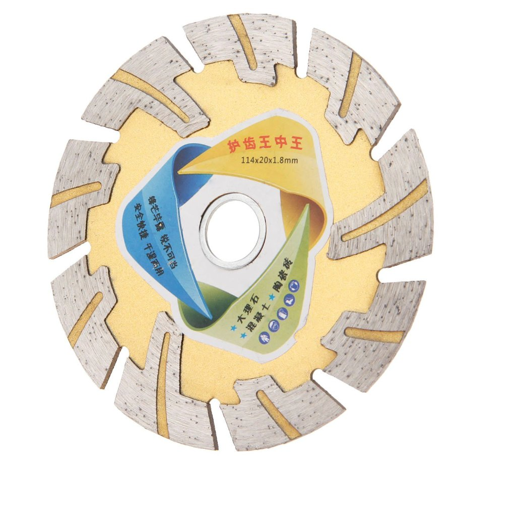 "4.5"" (114mm) diamond saw blade - Dashing Blade"