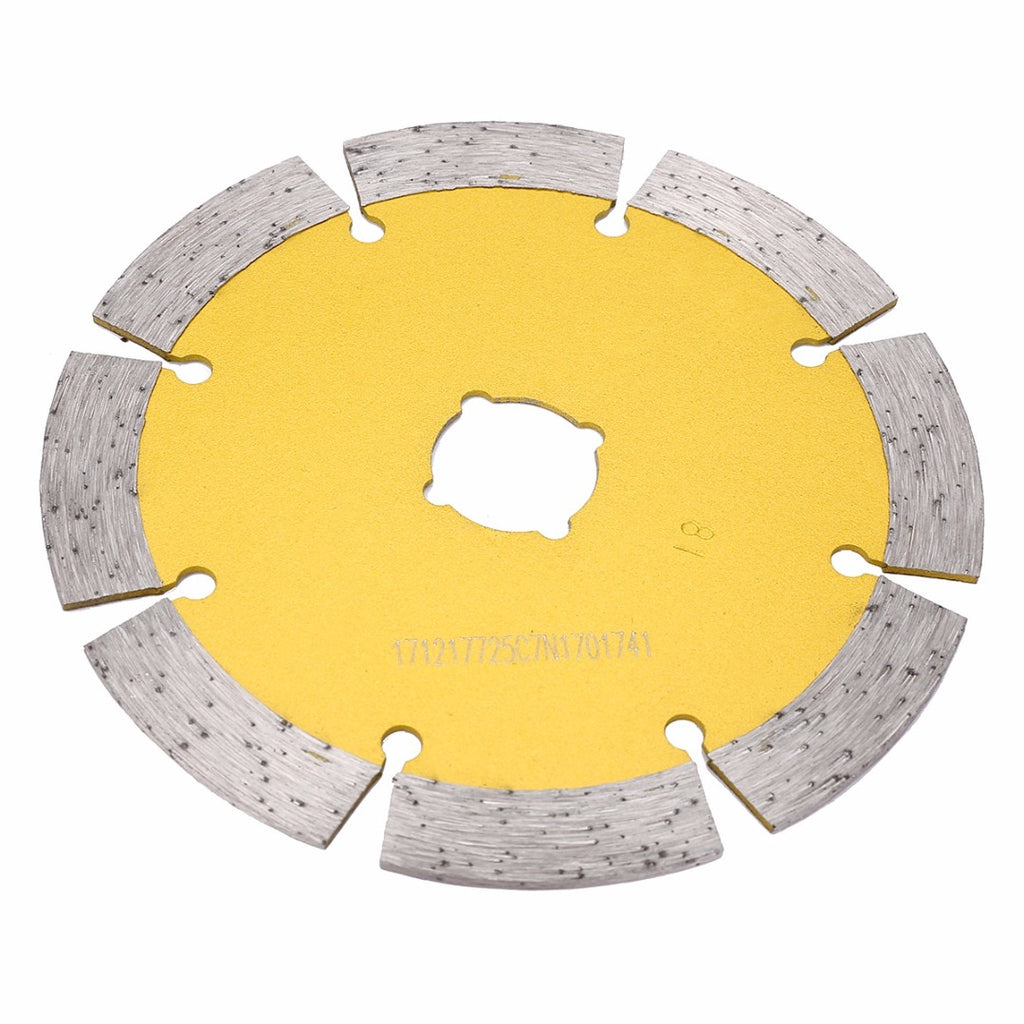 "4"" (114*20*1.8mm) diamond cutting blade Wheel for Cutting Marble Concrete Stone Durable Angle Grinder 13000 RPM/MIN - Dashing Blade"