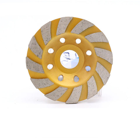 Image of Grinding cup for concrete granite stone ceramics ( 80mm 90mm 100mm ) - Dashing Blade