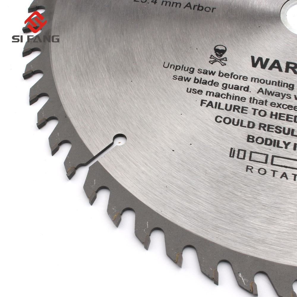 "10"" (250 mm) 40T/60T/80T/100T/120T teeth circular saw blade for Wood Carbide Tip - Dashing Blade"