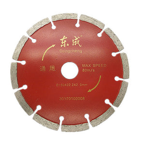 "6"" (150 mm) Diamond Segmented Blade - Dashing Blade"