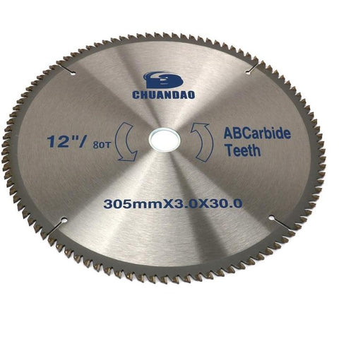 12'' 80T/100T/120T Circular Saw Blade Wood - Dashing Blade