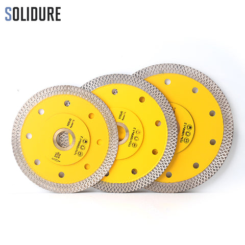 105/115mm/125mm super thin X shape diamond porcelain saw blade - Dashing Blade