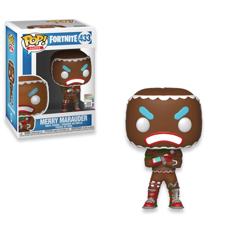 POP! Games: Fortnite S1 - Merry Marauder