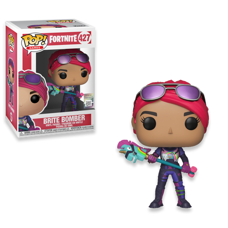 POP! Games: Fortnite S1 - Brite Bomber