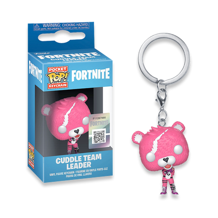 POP! Keychain: Fortnite S1a - Cuddle Team Leader