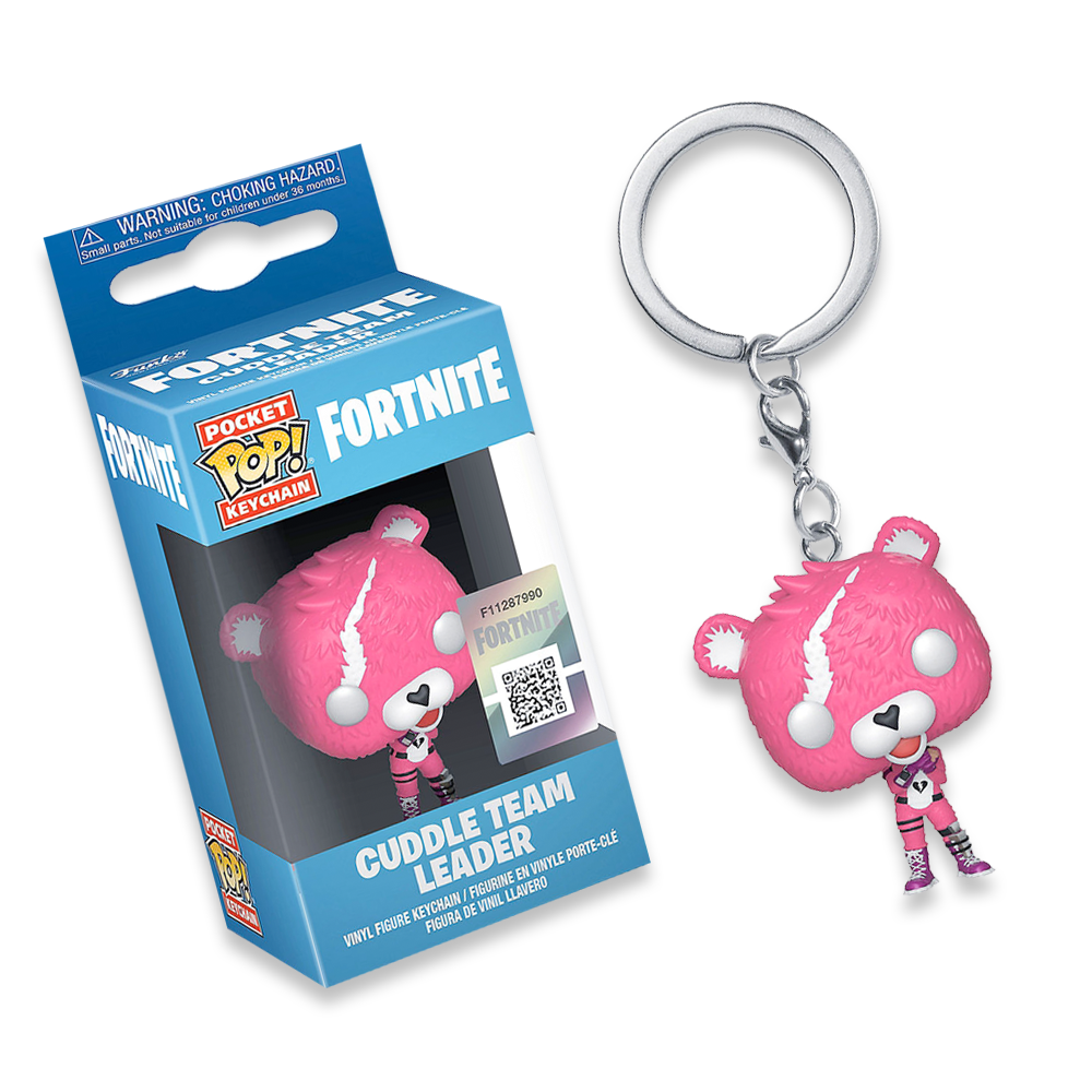 Pop Keychain: Fortnite S1a - Cuddle Team Leader