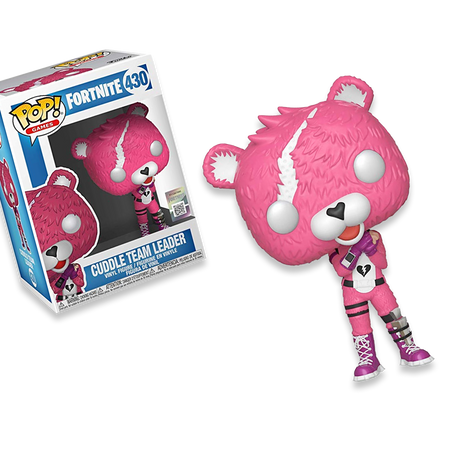 POP Games: Fortnite S1 - Cuddle Team Leader