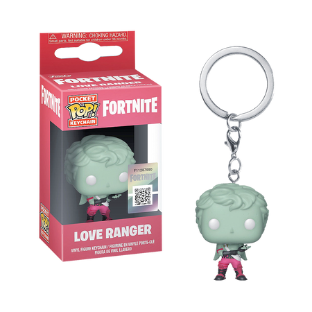 Pop Keychain: Fortnite S1a - Love Ranger