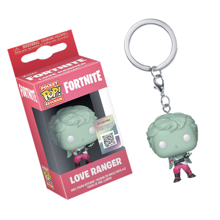 POP! Keychain: Fortnite S1a - Love Ranger