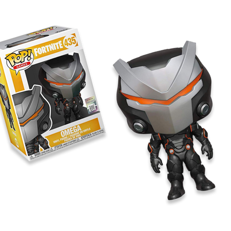 POP! Games: Fortnite S1 - Omega