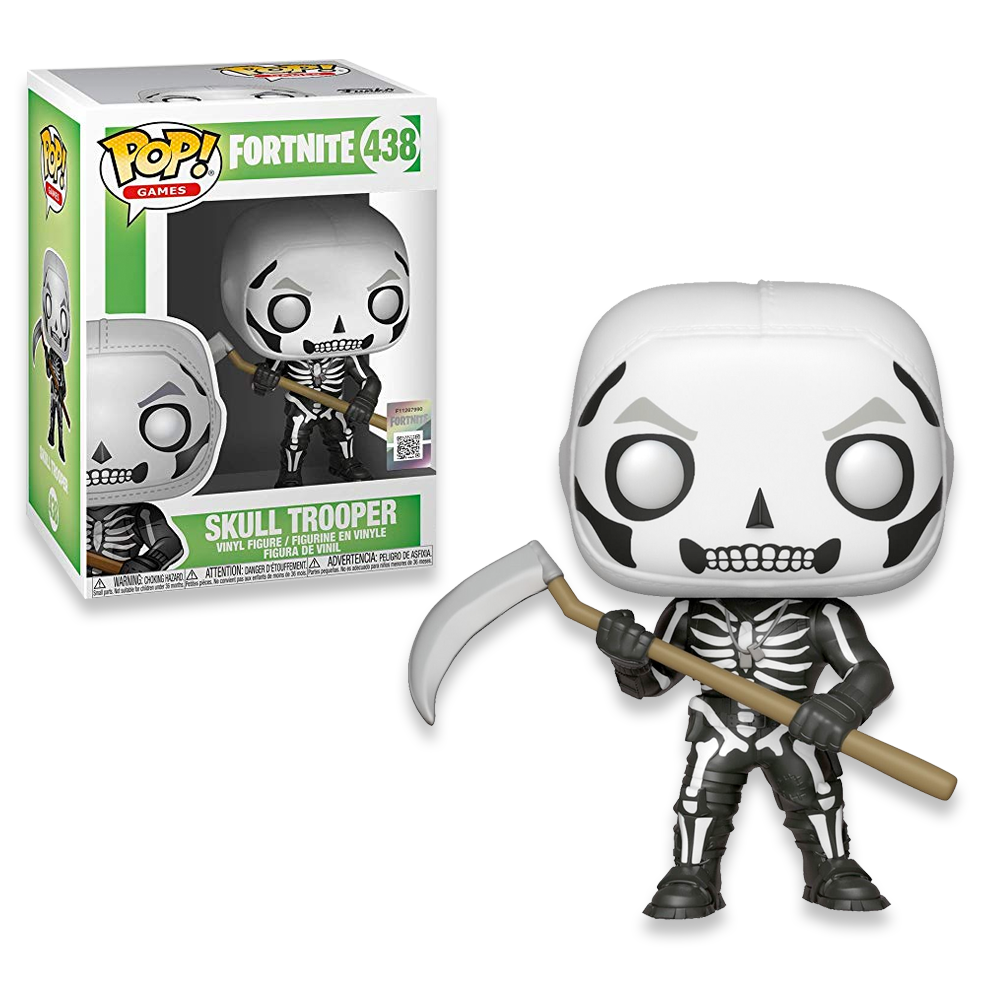 POP! Games: Fortnite S1 - Skull Trooper