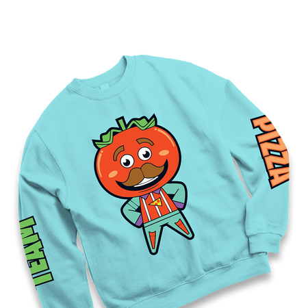 Team Pizza Sweatshirt