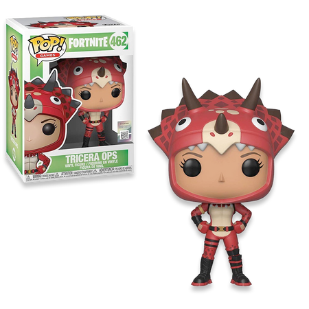 POP! Games: Fortnite S2 - Tricera Ops