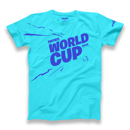 Fortnite World Cup Event Tee