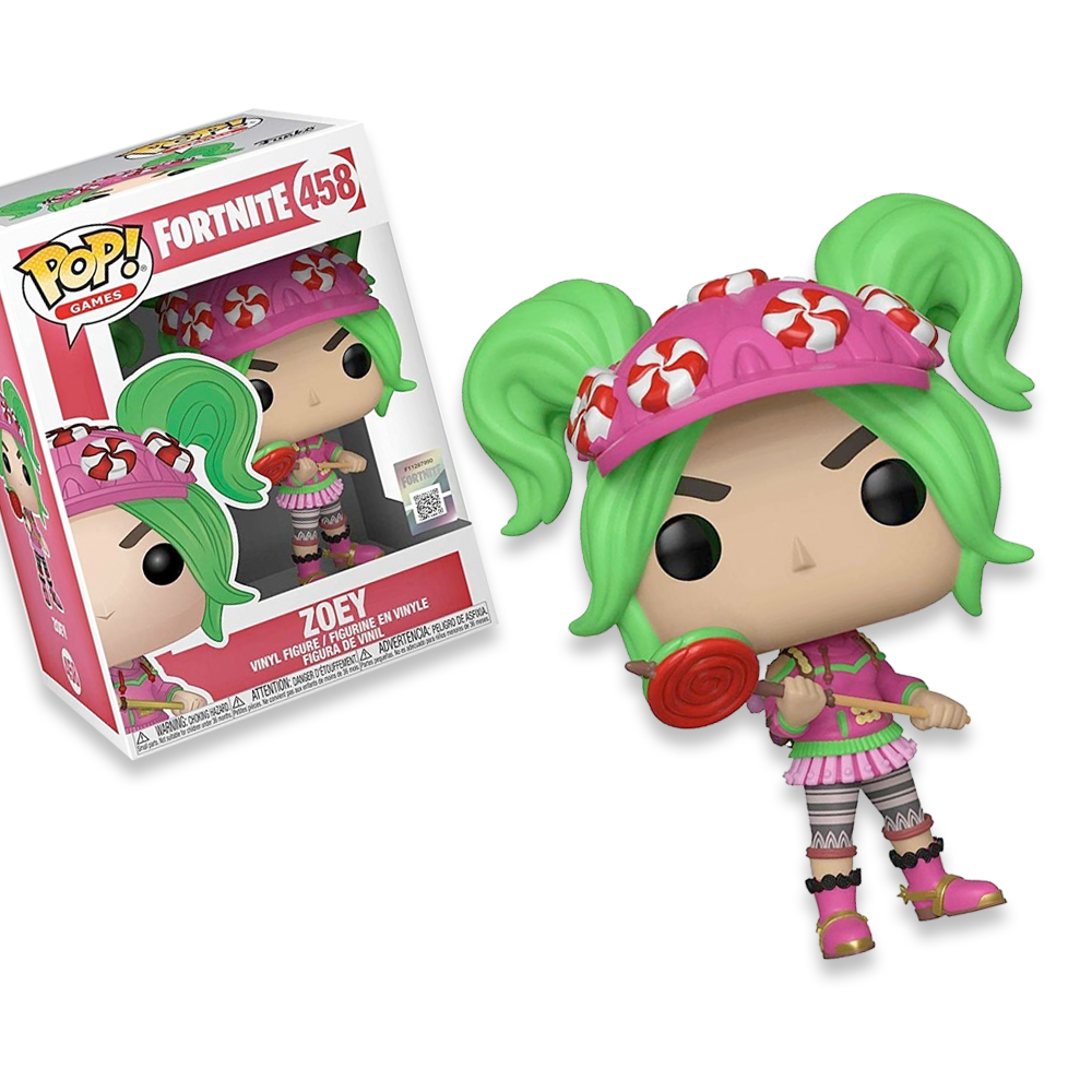 POP! Games: Fortnite S2 - Zoey