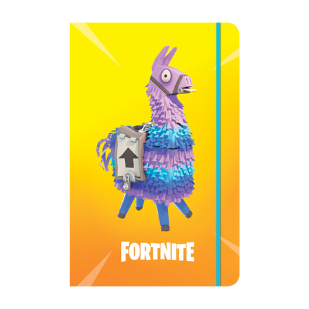 Fortnite Softcover Ruled Journal