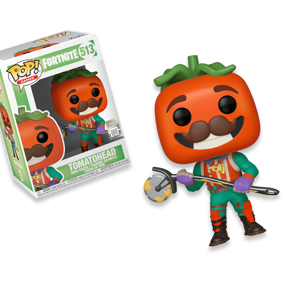 POP! Games: Tomatohead