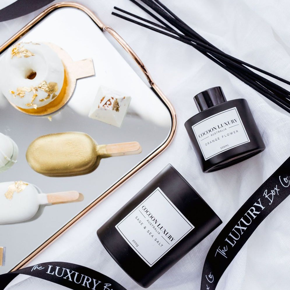 Ultimate Luxury Dessert Box
