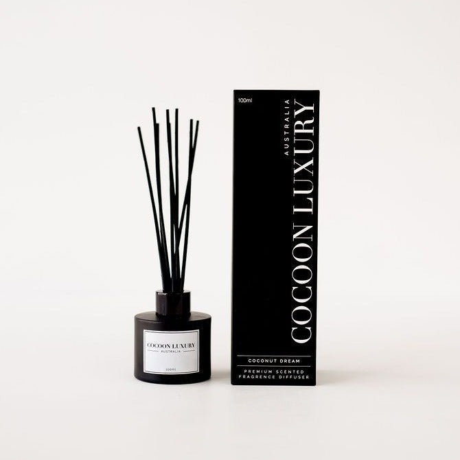 Cocoon Luxury Diffuser - Coconut Dream
