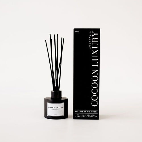 Cocoon Luxury Diffuser - Essence of the Woods