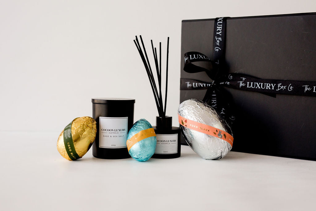 Easter Egg & Cocoon Luxury Collection
