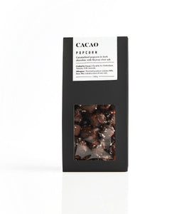 Cacao Chocolate Popcorn