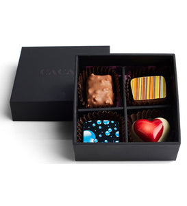 Cacao Signature Chocolates - 4 PIECE BOX