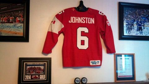 johnston jersey