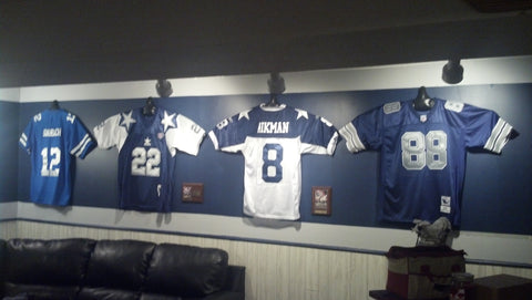 JerseyGenius® used for Dallas Cowboys jerseys