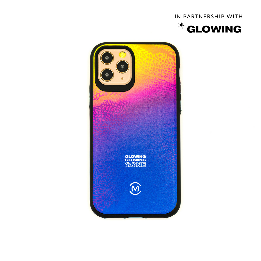 Glowing Gradient Case for iPhone 11 Pro