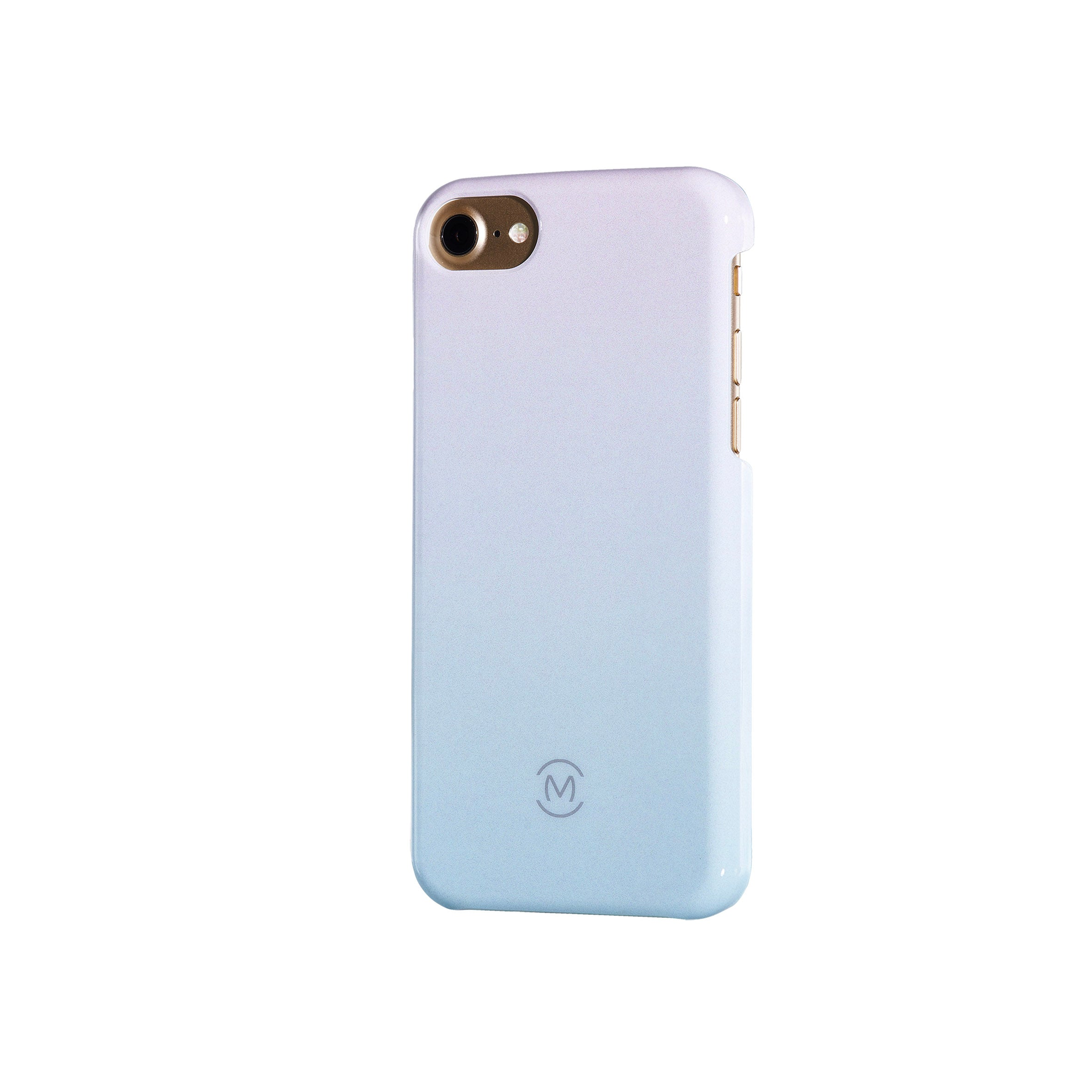 Icy Blue Gradient Sea Ice Recyclable Phone Case by Movement for iPhone 8, iPhone 7, iPhone 6s, and iPhone 6 (Right)