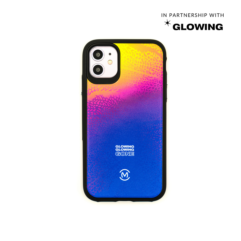 Glowing Gradient Case for iPhone 11
