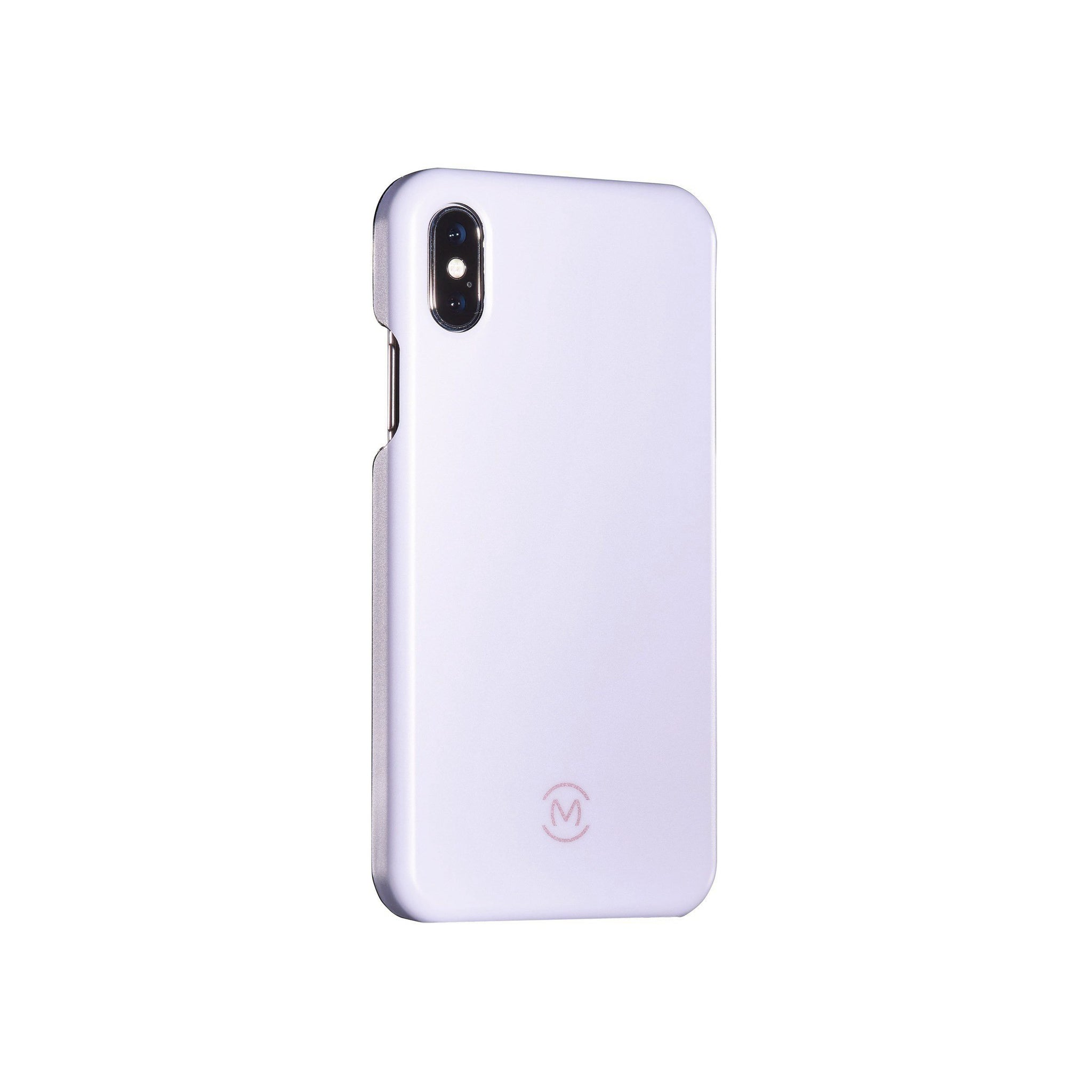 Lavender Matte Moonstone Phone Case by Movement for iPhone X (Right)