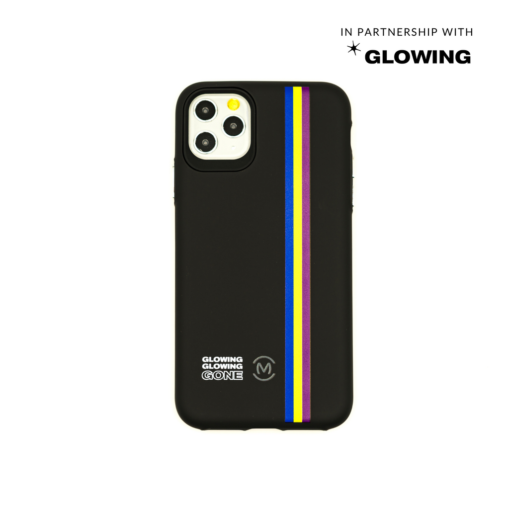 Glowing Stripes Case for iPhone 11 Pro Max