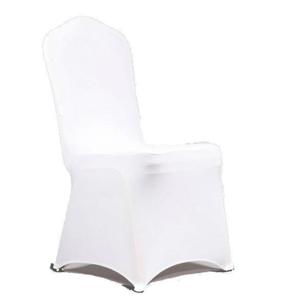 Housses de chaise blancs - 100pcs
