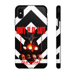 Load image into Gallery viewer, The Dark Master - Black & White Tough Phone Case