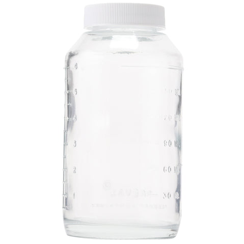 6oz Glass Reservoir   (SKU# 0266)