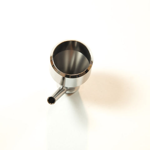 1/4oz gravity feed cup   (SKU# 0919)