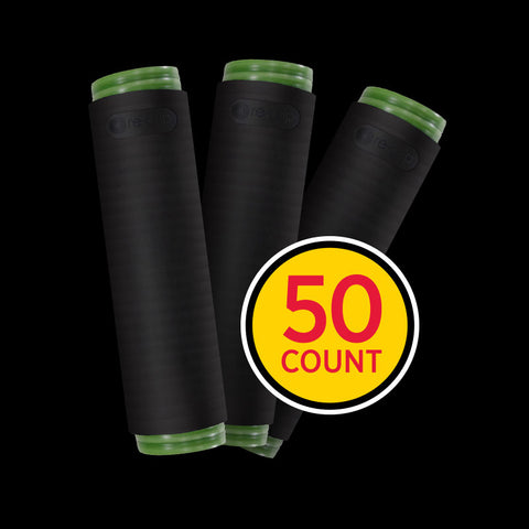 Bulk Pack Of 50 Small Re-Grips
