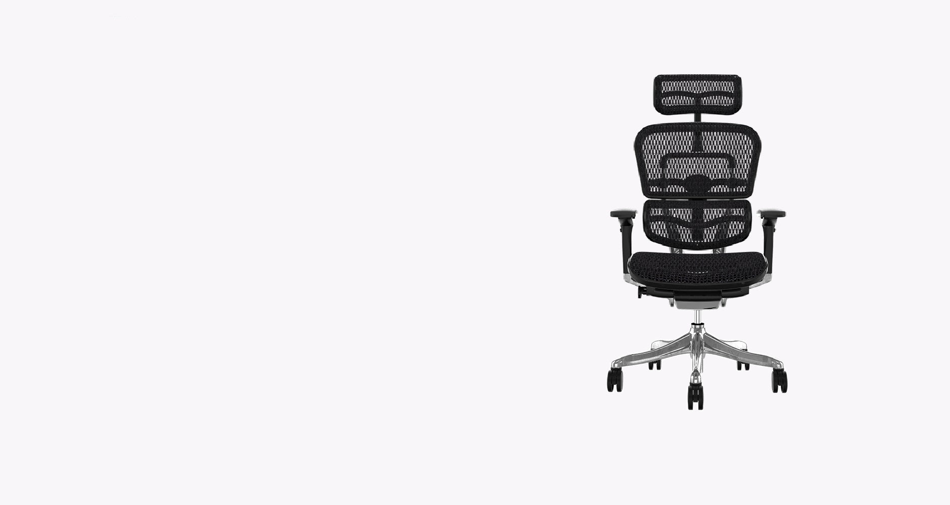 ErgohumanPlus Elite Mesh Ergonomic Chair Office Chair