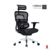 Ergohuman Pro Black Mesh Chair (5 Years Warranty)