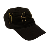 NAUM Black/Gold Zoom Hat