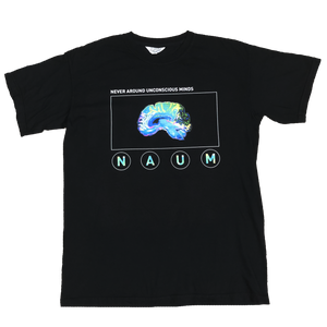 NAUM Brain Scan Tee
