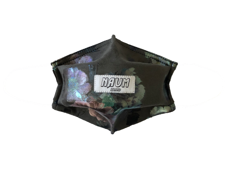 NAUM Face Mask (Floral)