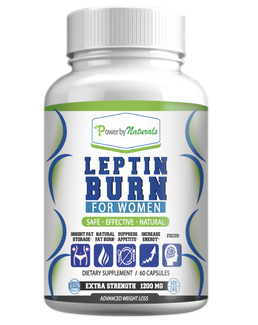 Leptin Burn - Leptin Weight Loss Supplements for Women - Power By Naturals